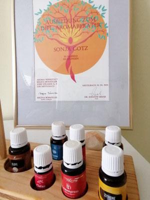Aromatherapie Baden